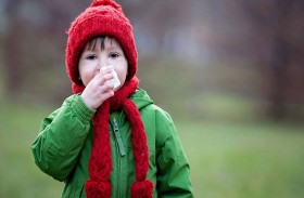 هل طفلك مصاب بالربو؟ هكذا تحمينه في الشتاء!
