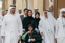 ذياب بن محمد بن زايد يشارك في رحلة أجيال ضمن برنامج معا