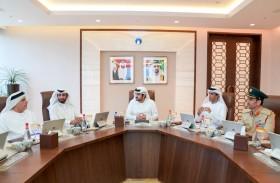 مكتوم بن محمد يترأس اجتماع مجلس الشؤون الاستراتيجية