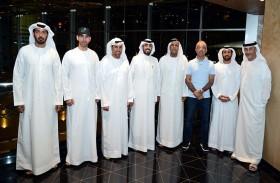 إدارة دبي البحري تناقش تحضيرات سباق القفال