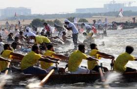 25 قاربا تتنافس على لقب كأس آل مكتوم