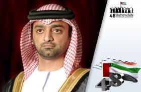 ولي عهد عجمان: آباؤنا المؤسسون وحدوا أبناء الإمارات ليصبحوا قوة اتحادية لا تنكسر