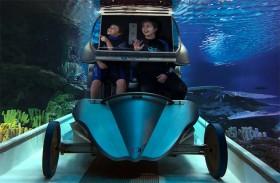 إطلاق أول تجربة في العالم  للقيادة تحت الماء في «ديل 2018»