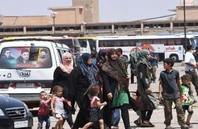 الأمم المتحدة تدعو لممر آمن للمحاصرين بجنوب سوريا