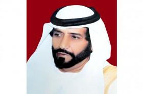طحنون بن محمد يهنئ محمد بن راشد بمناسبة عقد قران أبنائه