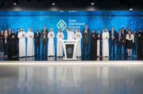 مركز دبي المالي العالمي يحتفل بتقدمه إلى الترتيب الثامن بين أفضل المراكز المالية العالمية