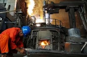 نمو إنتاج الصين الصناعي دون التوقعات