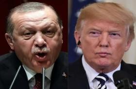 أردوغان يصوب مسدساً نحو رأسه... لا يمكنه مواصلة الدراما