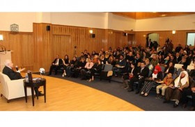 أبوغزالة يطلق كتابه الجديد «العالم المعرفي المتوقد» في مركز جامعة كولومبيا في عمان