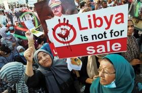 حكومة شرق ليبيا تحذر من تغييرا ديموغرافيا بسبب المرتزقة