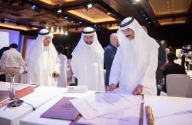 اليوم الثاني من ملتقى خط القرآن يشهد إقبالا كبيرا من القيادات الثقافية والمهتمين بالخط العربي