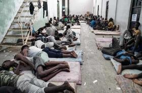 تعثر خطة نقل اللاجئين في ليبيا