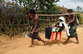 أدلة على اغتصاب جيش ميانمار نساء الروهينجا