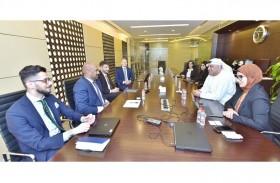 """مكتب دبي للتنافسية يستقبل """"ميرسر العالمية"""" لبحث أوجه التعاون في مجالات سياسات التنافسية وجودة الحياة"""