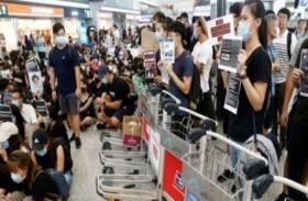 نمو الناتج المحلي لهونج كونج 0.5 % في الربع الثاني