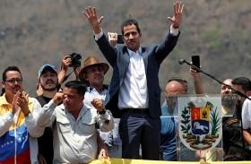 ترامب: «كل الخيارات» قائمة بشأن فنزويلا