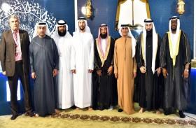 سالم بن سلطان يفتتح نهائيات رأس الخيمة للقرآن الكريم
