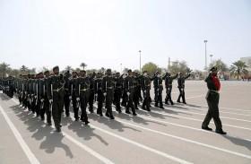 القوات المسلحة تحتفل بتخريج الدفعة الـ9 من منتسبي الخدمة الوطنية بمختلف مراكز التدريب