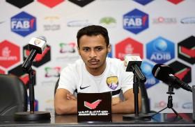 خالد عبدالرحمن... سنعمل على إظهار روح القتال وتحقيق أفضل النتائج لإرضاء الجماهير