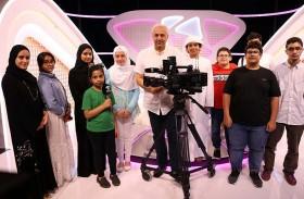 50 موهوباً يخوضون مبادرة «إعلامي المستقبل» في «الشارقة للتدريب الإعلامي»