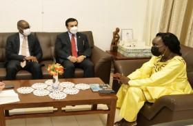 رئيس غينيا بيساو يستقبل مفتش عام «الداخلية»