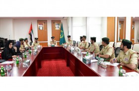 «صندوق تكافل شرطة دبي» يعتمد مساعدات لحالات إنسانية للموظفين
