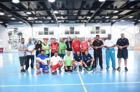 بمشاركة الإمارات أعمال الدورة التدريبية لإعداد المدربين تواصل أعمالها