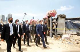 لبنان عاجز أمام الكارثة ودعوات لتحقيق دولي