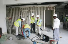 بلدية مدينة العين تسجل 4276 ملاحظة في شهر يوليو بقطاع البناء والإنشاء