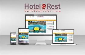 موقع هوتيل آند ريست بإطلالة جديدة لابراز إنجازات الدولة في صناعة السياحة