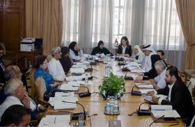 الشعبة البرلمانية الإماراتية تعرض خلال مشاركتها في اجتماعات البرلمان العربي بالقاهرة تقريرها حول مستجدات الترتيب لإطلاق الوثيقة العربية لحقوق المرأة