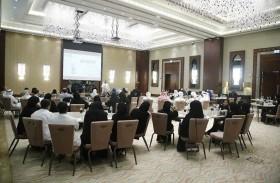 مجلس سيدات أعمال عجمان ينظم دورة بعنوان «دورة فن الإلقاء والتأثير والإقناع»