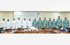 إبرام مذكرة تفاهم بين القيادة العامة لشرطة رأس الخيمة ومواصلات الإمارات