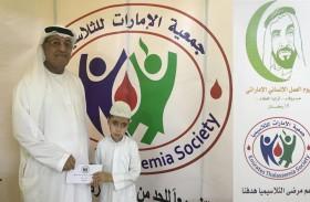 جمعية الإمارات للثلاسيميا تحتفل بعيد الفطر مع المرضى