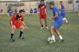 فريق الإمارات لتنمية علاقات العمل الوصيف يتعادل مع فريق ساعد للأنظمة المرورية بهدف لكل منهما