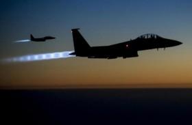 البنتاغون قلق من تصادم مقاتلات أمريكية وروسية فوق سوريا