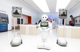 «رماس» موظف هيئة كهرباء ومياه دبي الافتراضي يرد على أكثر من 1.2 مليون استفسار خلال 2019