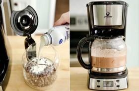 أشياء مدهشة يمكن تحضيرها في آلة صنع القهوة