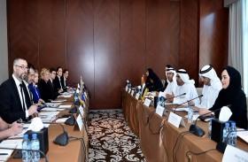 عقد الاجتماع الأول للجنة المشاورات السياسية بين الإمارات واستراليا