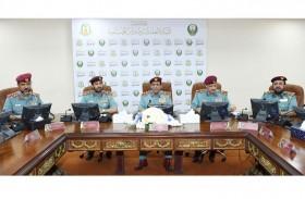 قائد عام شرطة رأس الخيمة : «حسن التعامل »  قيم وزارة الداخلية لتعزيز الأمن والأمان