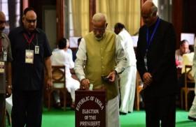 """الهند تصوت لانتخاب مرشح من """"الداليت"""" رئيسا"""