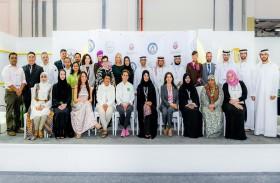 تكريم شركات أبوظبي المساهمة في التوعية لمعايير الحياة الصحية العالية