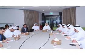 لجنة المبادرة الوطنية لتنمية الصادرات تناقش الأداء التجاري للصادرات غير النفطية