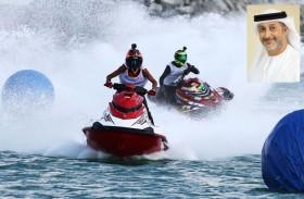 سباق دبي للدراجات المائية في شاطئ «لا مير» السبت