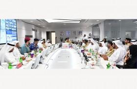 اللواء المري يترأس اجتماع فريق الأزمات والكوارث في إمارة دبي
