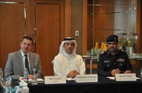 «الدفاع المدني» تشارك في اجتماع استشارية  NFPA  في الكويت