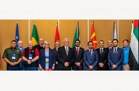 شرطة دبي توقع مذكرة تفاهم مع الجمعية الدولية لتدريب قادة إنفاذ القانون