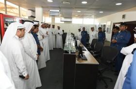 جمارك دبي تعزز تطور الخدمات الجمركية في مراكز خدمة المتعاملين والتفتيش ومباني المسافرين بميناء راشد