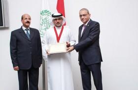 «كهرباء ومياه دبي» تحصد ميدالية التميز الذهبية في مجال المسؤولية المجتمعية
