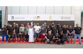 مجلس دبي الرياضي يستضيف تصفيات «أقوى رجل خليجي»